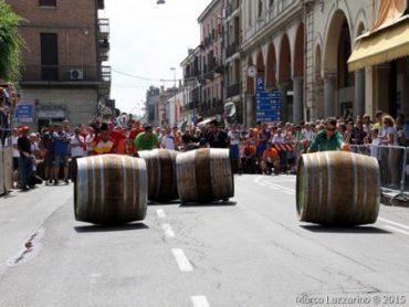 Corsa delle Botti & Monferrato in Tavola