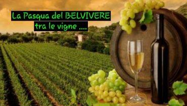 """La Pasqua del Belvivere tra le Vigne  """"evento organizzato dal Gruppo il Belvivere"""""""